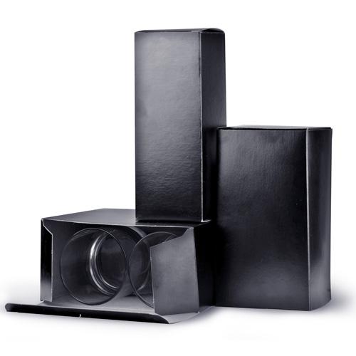 PACKAGING - BLACK GIFT BOX
