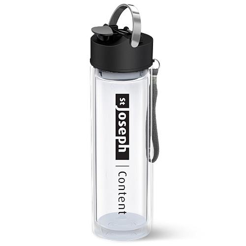 Glass Water Bottle - GBD400