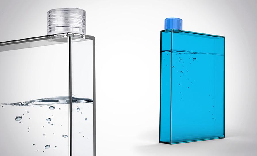 Acrlic Water Botle